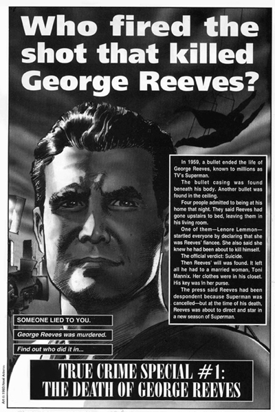 george reeves christopher reeves father
