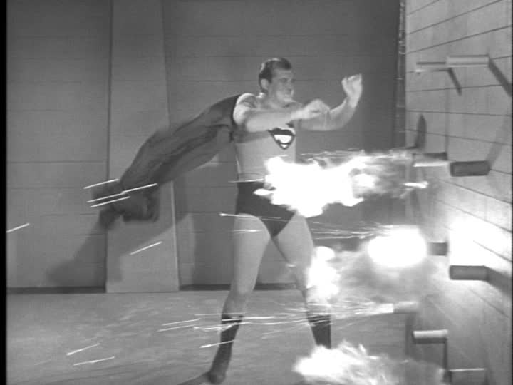 Image result for superman in exile